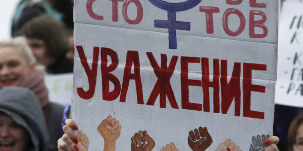 Here's What Russians Really Think About Gender (In)equality