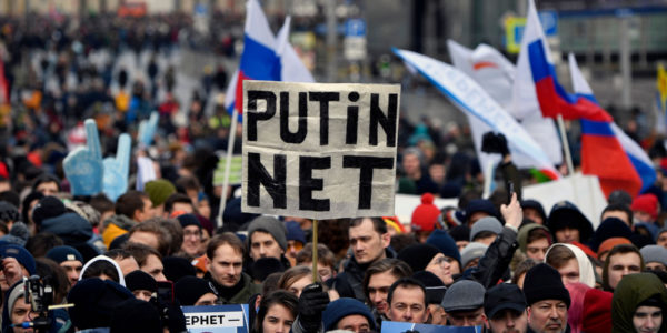 Why Russia's Rulers Will Censor More than Just the Internet