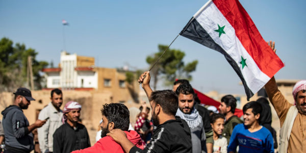 How Moscow imitates a peace settlement in Syria