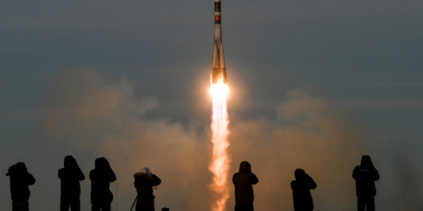Russia's wild space chase after Elon Musk