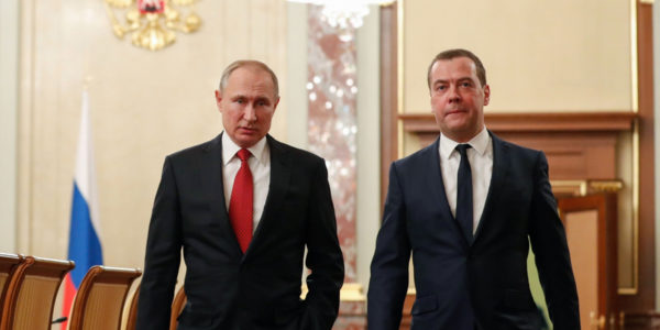 A sudden farewell to the Russian constitution