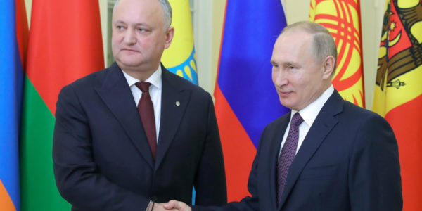 Russia's loan to Moldova (and its geopolitical strings)