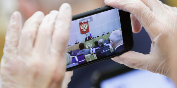 Russian Parliamentary Jostling in a Time of Pandemic