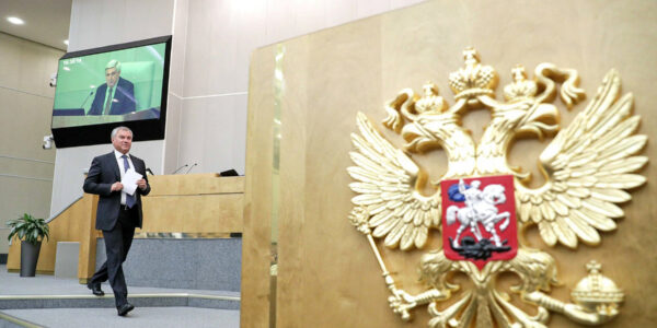 Russia's sanctions laws could be about to change