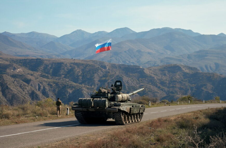 Another Fraught Peace Is Brokered in Nagorno Karabakh. What Now?
