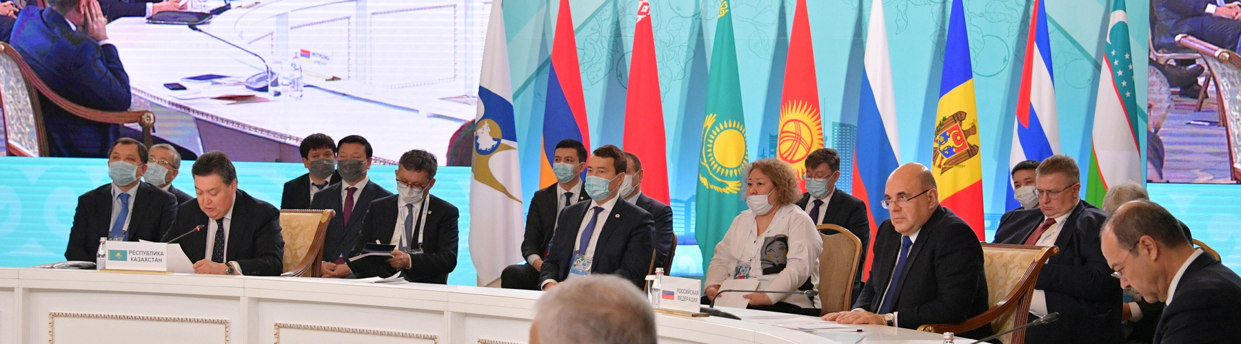 The Eurasian Economic Union in the Pandemic