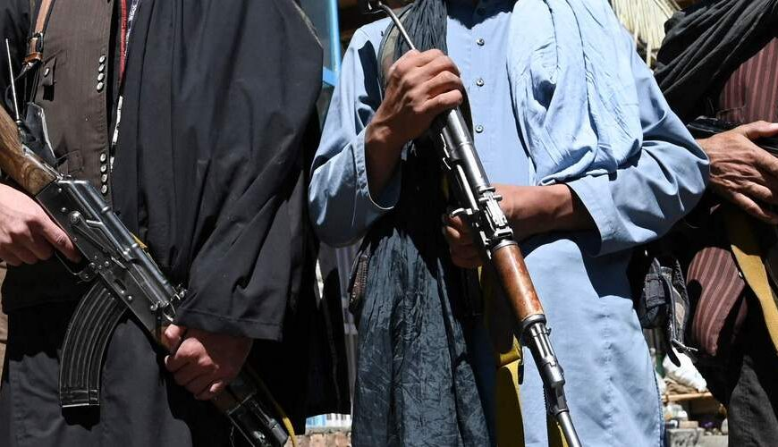 Arms trafficking in the shadow of the Taliban